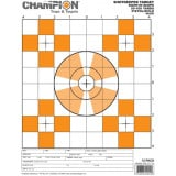 Champion Shotkeeper Targets Orange Sight-In, Small, 12/Pack