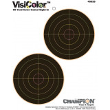 Champion VisiColor High-Visibility Paper Targets