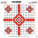 """Champion ReStick Targets Redfield-Style Precision Sight-In, 16"""" X 15.75"""""""