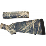 Champion Synthetic 2-Piece Shotgun Stock-Youth Remington 1100 Black