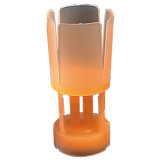 Claybuster Shotshell Wads - 12 ga 1-1/8 oz Orange