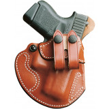 DeSantis Cozy Partner S/A XDS .45 Holster Black Leather Right Hand