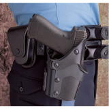 DeSantis Sig P229 Max Safe Level III Duty Holster-Style 079, Right Hand, Black
