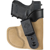 DeSantis Springfield Armory XD .45 Pocket-Tuk - Style 111, Right Hand, Natural Suede
