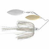 Eco Pro Tungsten Rapid Fire Double Willow Spinnerbait Lure 3/8 oz - Squirrel