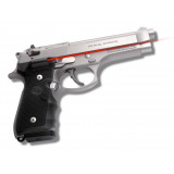 Crimson Trace Semi-Automatic Lasergrip - Beretta .92/.96 Dual Side Activation