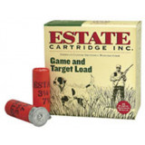"Estate Cartridge Game & Target Shotshells 20 ga 2 3/4"" 2 1/2 dr #6 25/ct"