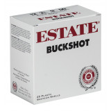 Estate Buckshot 12 ga #00 25/Box
