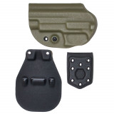 Gcode Combo Holster for Sig Pro 2022 Belt Loop and Paddle Left Hand Olive Drab