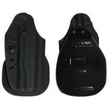 Eagle OSH Paddle Holster H&K USP9 Comp. Black Right Hand Straight