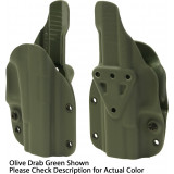 Eagle GHS Holster H&K USP 10mm/.45 cal Right Hand OD Green Holster ONLY