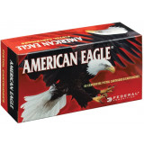 American Eagle Handgun Ammunition .357 Mag 158 gr JSP 1240 fps 50/box