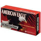 American Eagle IRT Centerfire Handgun Ammunition 9mm Luger 124 gr TMJ 1120 fps 50/box