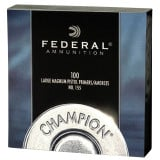 Federal Premium Champion Centerfire Primers Large Rifle