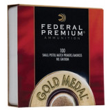 Federal Premium Gold Medal Centerfire Primers-Small Rifle Match