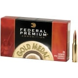 Federal Premium Gold Medal Centerfire Rifle Ammunition .300 Win Mag 190 gr BTHP 2900 fps - 20/box