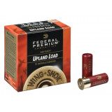 "Federal Premium Wing-Shok High Velocity - 12ga 3"" 1-5/8oz. #6-Shot 25/Box"