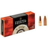 Federal Premium V-Shok Rifle Ammunition .222 Rem 43 gr TNT HP 3400 fps - 20/box
