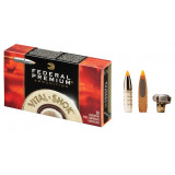 Federal Premium Vital-Shok Centerfire Rifle Ammunition .270 Win 130 gr TBT 3060 fps - 20/box