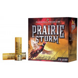 "Federal Premium Prairie Storm FS Lead with FliteControl Wad - 20ga 3"" 1-1/4oz. 6-Shot 25/Box"