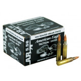 Federal American Eagle NATO Tactical Rifle Ammunition 5.56mm 55 gr FMJ  100/Box