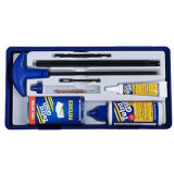 Tetra Value Pro III Gun Cleaning Kit .22-.25 cal Handgun