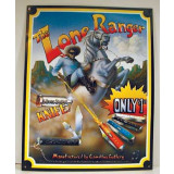 Frost Cutlery Lone Ranger Silver Knives Sign