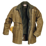 Filson Mens Tin Cloth Packer Coat