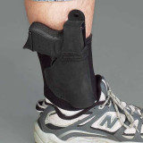 Galco for Glock 19 Ankle Lite Right Hand Black