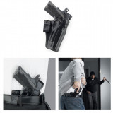 Galco H&K USP Compact N3 IWB Holster Right Hand Black