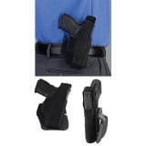 "Galco Springfield XD 4"" Paddle Lite Paddle Holster Right Black"