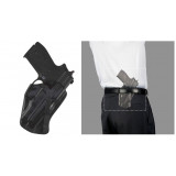 Galco Glock 26, 27, 33 SkyOps Inside Pant Holster Ambidextrous Black