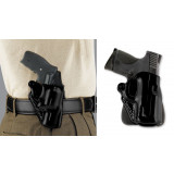Galco for Glock 26 Speed Paddle Holster Right Hand Tan