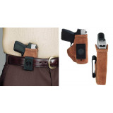 Galco S&W M&P Compact 9/40 Stow-N-Go Inside Pant Holster Right Hand Natural