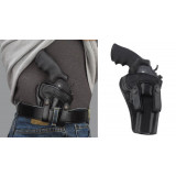 "Galco Colt 4 1/4"" 1911 Summer Comfort Inside Pant Holster Right Hand Black"