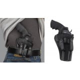 "Galco Springfield XD 9/40 3"" Summer Comfort Inside Pant Holster Right Hand Black"