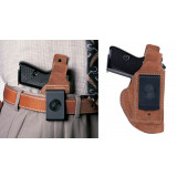Galco Kahr K9, K40 Waistband Inside the Pant Holster Right Hand Natural