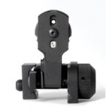 GG&G Mad Flip Up Rear Sight With Ranging Aperture