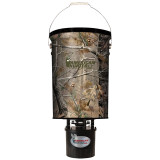 GSM 50 lb Hanging Feeder with E-Kit Camo