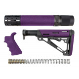 Hogue AR-15/M-16 Kit Purple