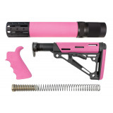 Hogue AR-15/M-16 Kit Pink