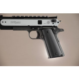 Hogue Colt Government Grips .45, 1911 Extreme Series Grips G-10 - Black