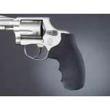 Hogue S&W J Frame Round Butt Rubber MonoGrips