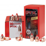 "Hornady FTX Rifle Bullets .348 cal .348"" 200 gr FTX 100/ct"