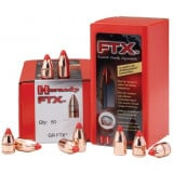 "Hornady FTX Rifle Bullets .44 cal .430"" 265 gr FTX (444 Marlin) 50/ct"