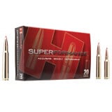 Hornady Superformance Rifle Ammunition .25-06 Rem 117 gr SST 3110 fps - 20/box