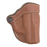 Hunter Leather Model 1120 Open Top Concealment Holster, Ruger LCP