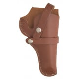 "Hunter Leather 2.5"" Cylinder/ 3"" Barrel Taurus Judge Hip Holster, Right Hand"
