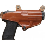 Hunter Leather Holster Body for Shoulder Rig, H&K USP Compact 40
