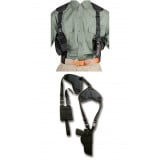 "Bulldog Deluxe Shoulder Holster for Compact Auto 2.5"" - 3.75"""